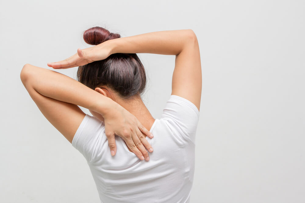 Tricep Stretch (1)